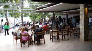 Cafe Kazanas, Θεολόγος Φθιώτιδας