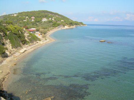 Παραλία Βλυχάδας Φθιώτιδας