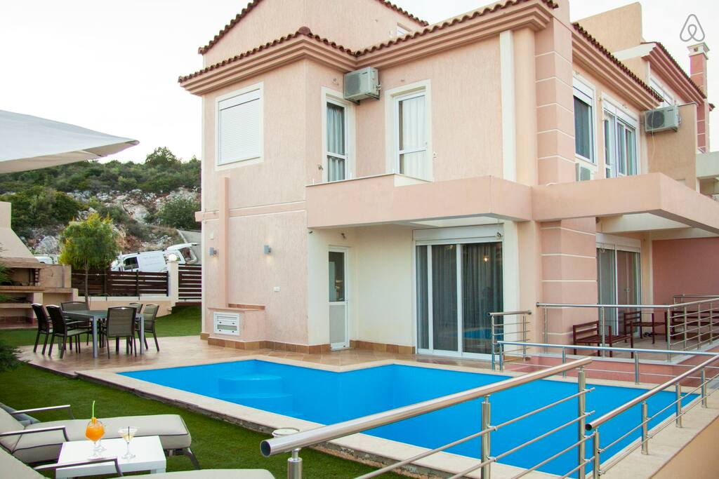 Villa Dream On Villa with Pool in Theologos Fthiotida