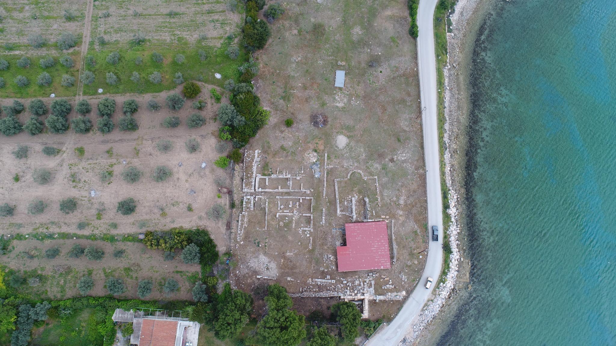 Αρχαιολογικός Χώρος Αλών