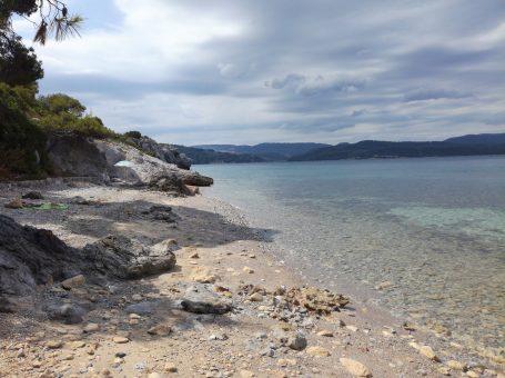 Παραλία Διαμαντόπουλου Θεολόγος Φθιώτιδας